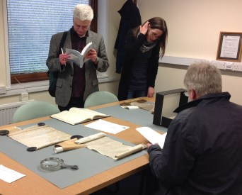 Keele archives