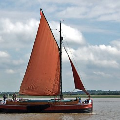 "Sloop ""Amy Howson"""