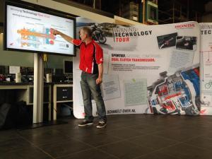 Honda DCT presentation