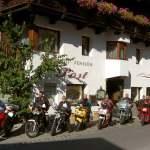 Отель Biker Gasthof Post