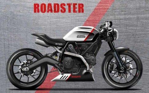 ducati custom roadster