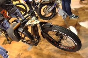 Выставка Motorbeurs 2016  -  супер велосипед