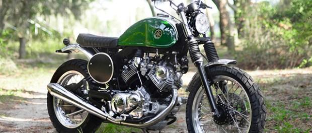 Дайджест новостей - XV920 от Hageman Motorcycles