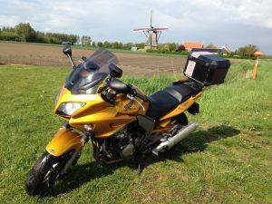 honda cbf1000a windmill
