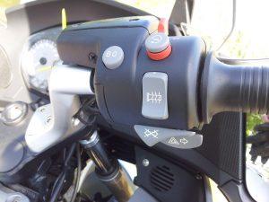 BMW R1200RT переключатели