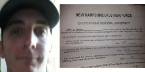 Not much information about Toby Corliss has been made available yet, but it's clear that he cooperated with the New Hampshire Drug Task Force. He can be found on Facebook at https://www.facebook.com/toby.corliss