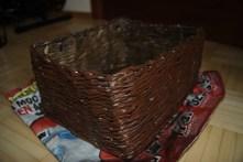 koszyk - wiklina papierowa