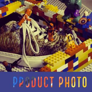 Product photo poster