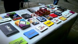 islamic dawah books on table