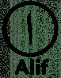 Alif icon