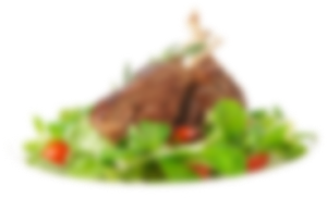 blurry image of meat