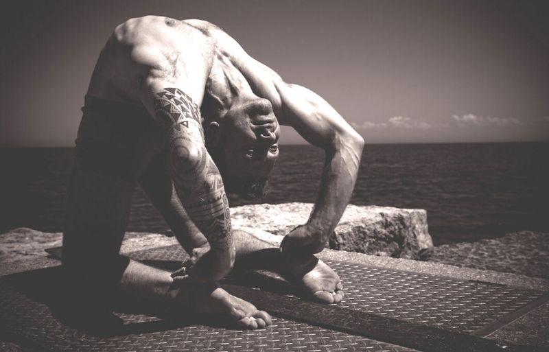 Keen on Yoga Podcast David Robson