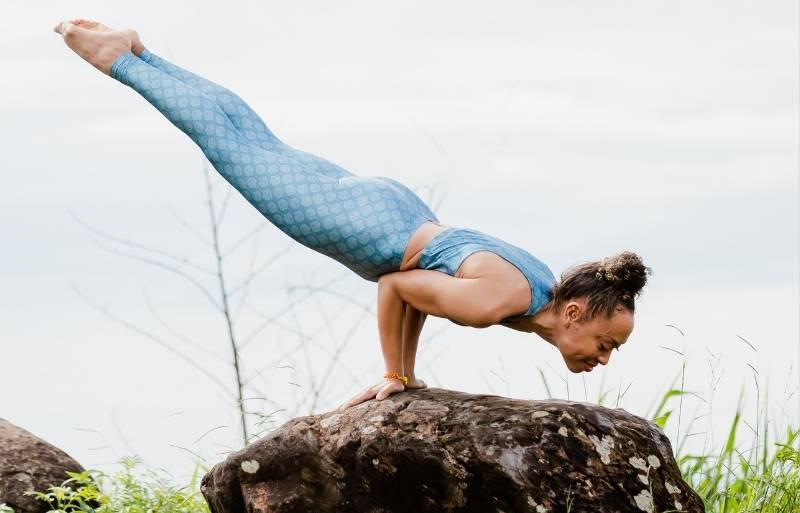 Keen on Yoga Podcast Laruga Glaser