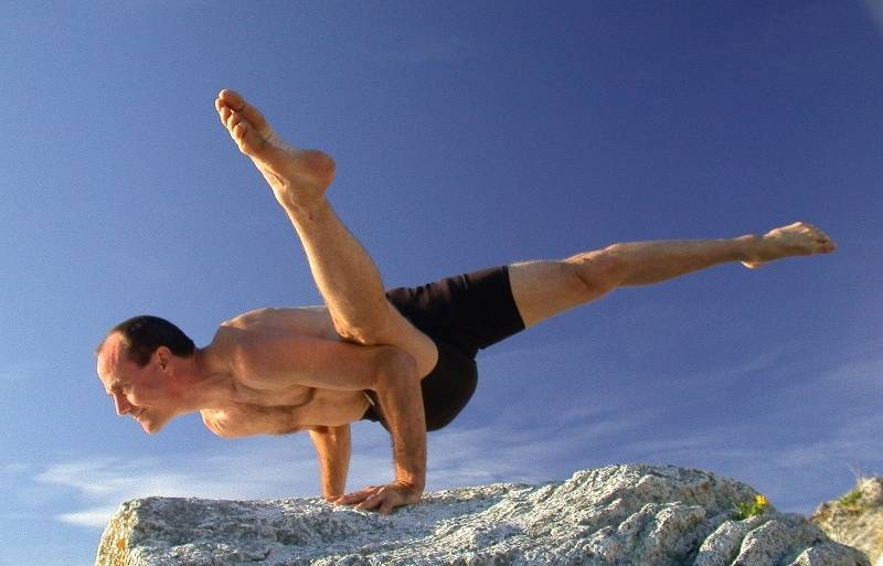 Keen on Yoga Podcast David Swenson