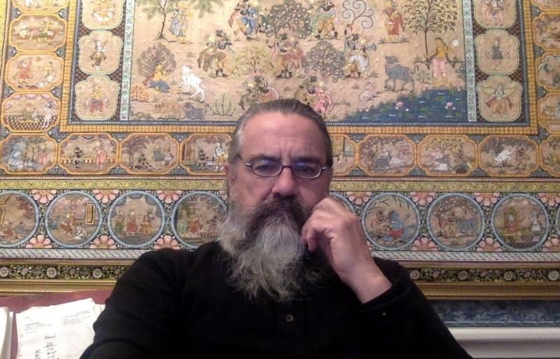 Keen on Yoga Podcast Edwin Bryrant