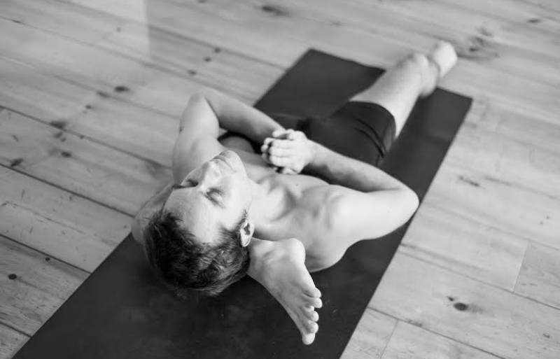 Keen on Yoga Podcast Luke Jordan