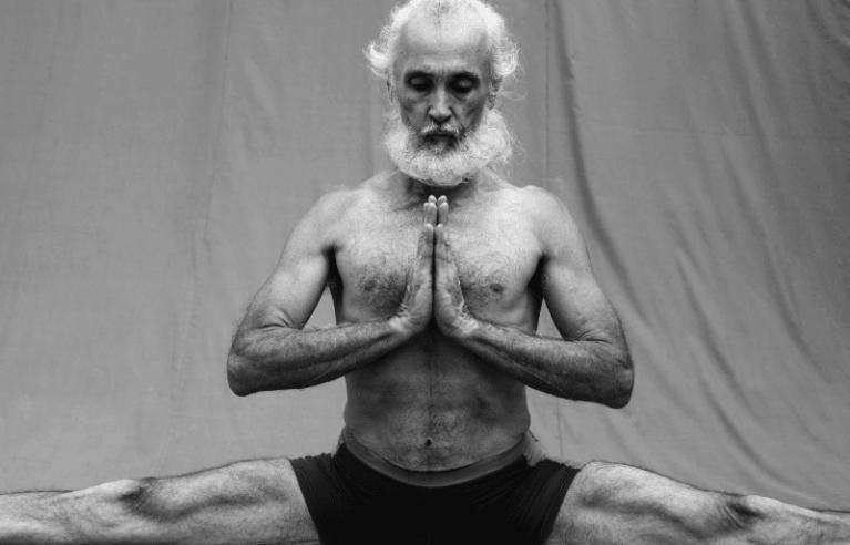 Keen on Yoga Podcast David Roche