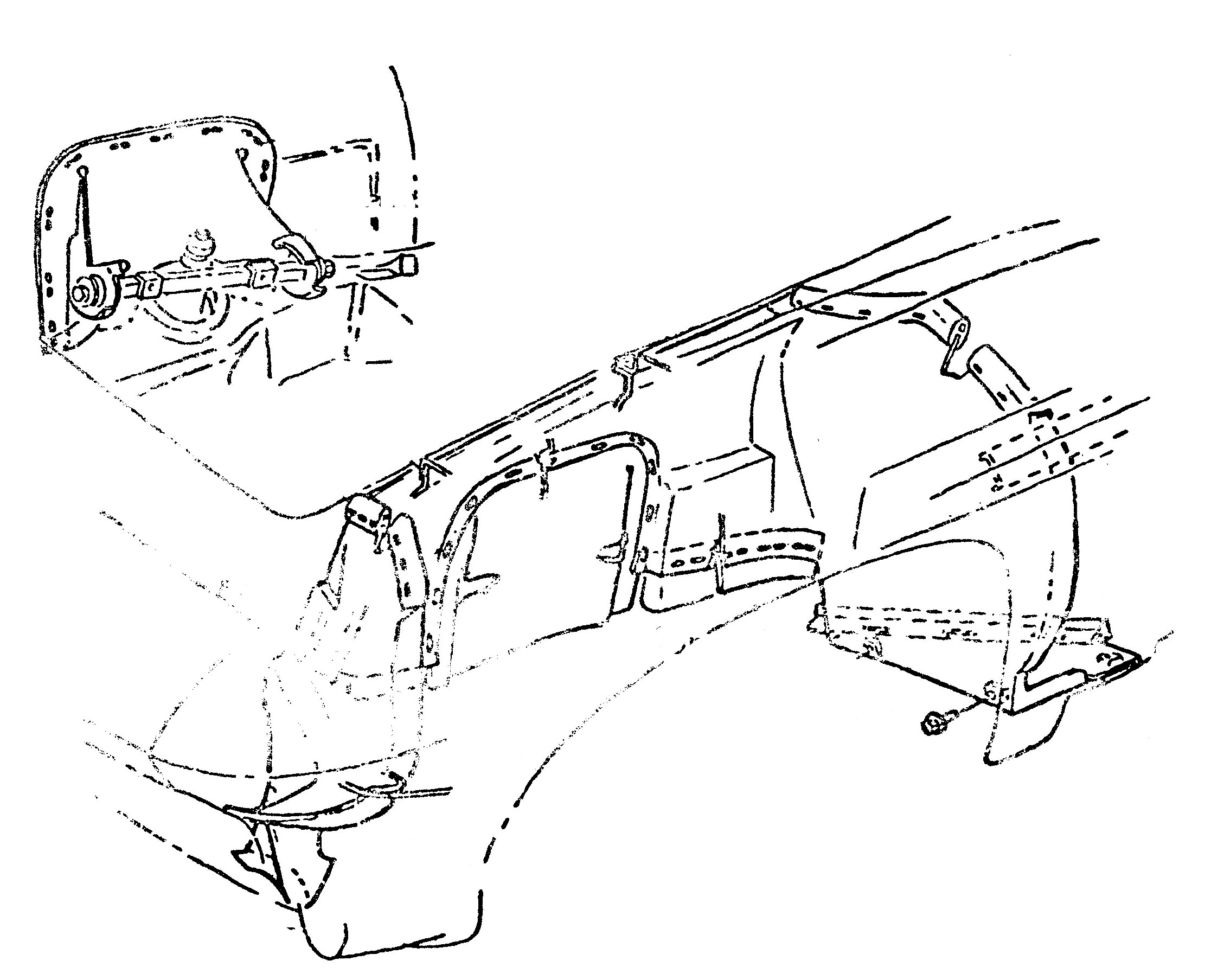 Corvette Diagrams