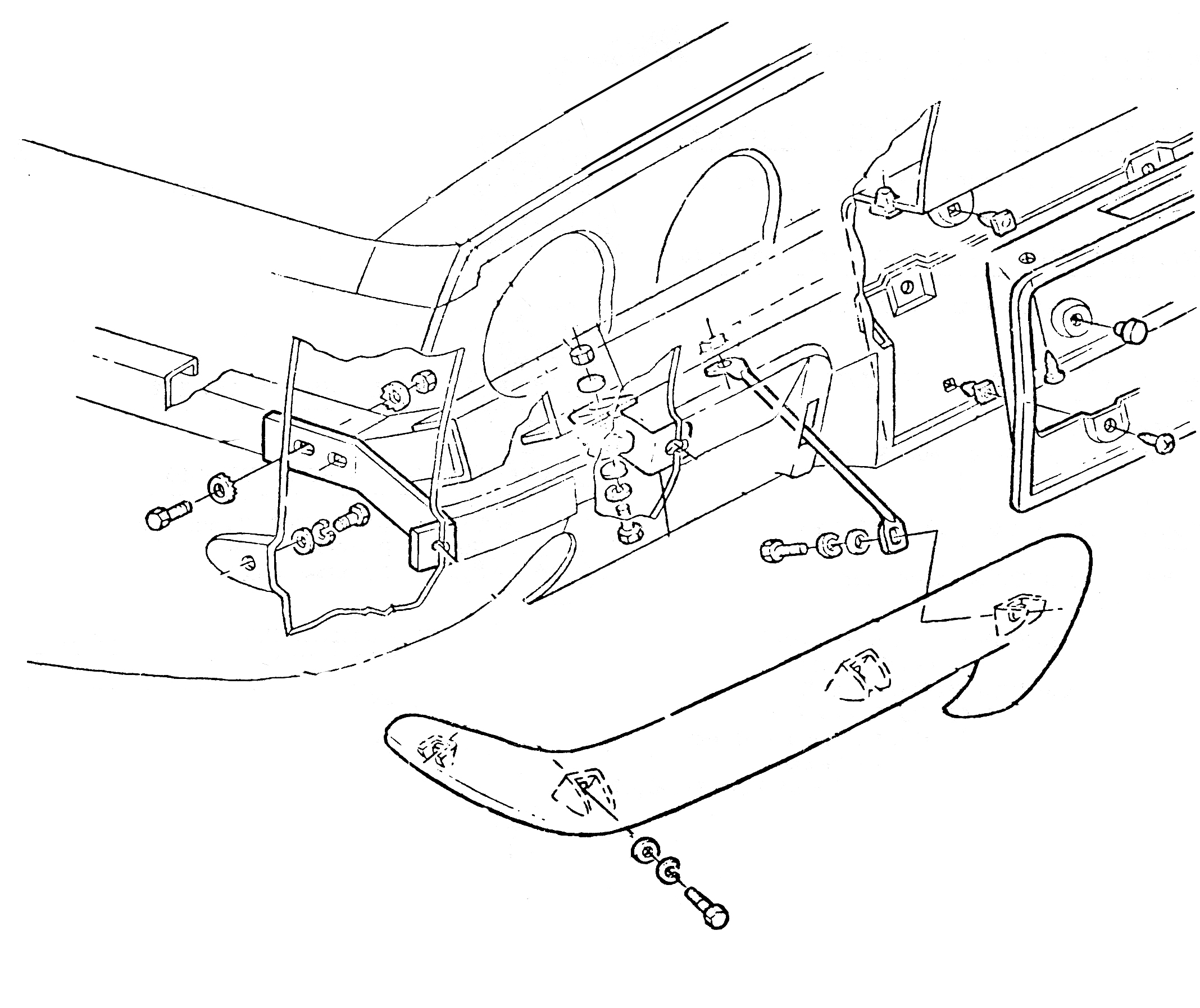 Corvette Parts Diagrams Amp Accessories For C1 C2 And C3