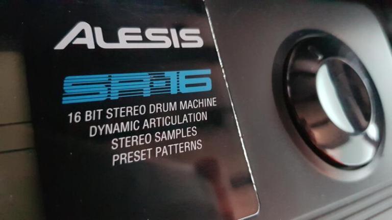 Alesis SR-16 Rhythms