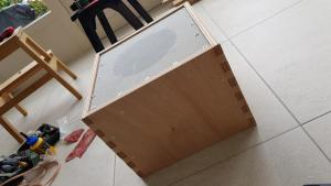Building my first speaker cab (part 2)