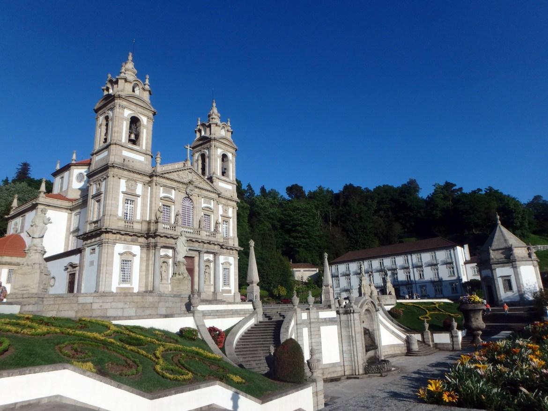 Bom Jesus Sanctuary