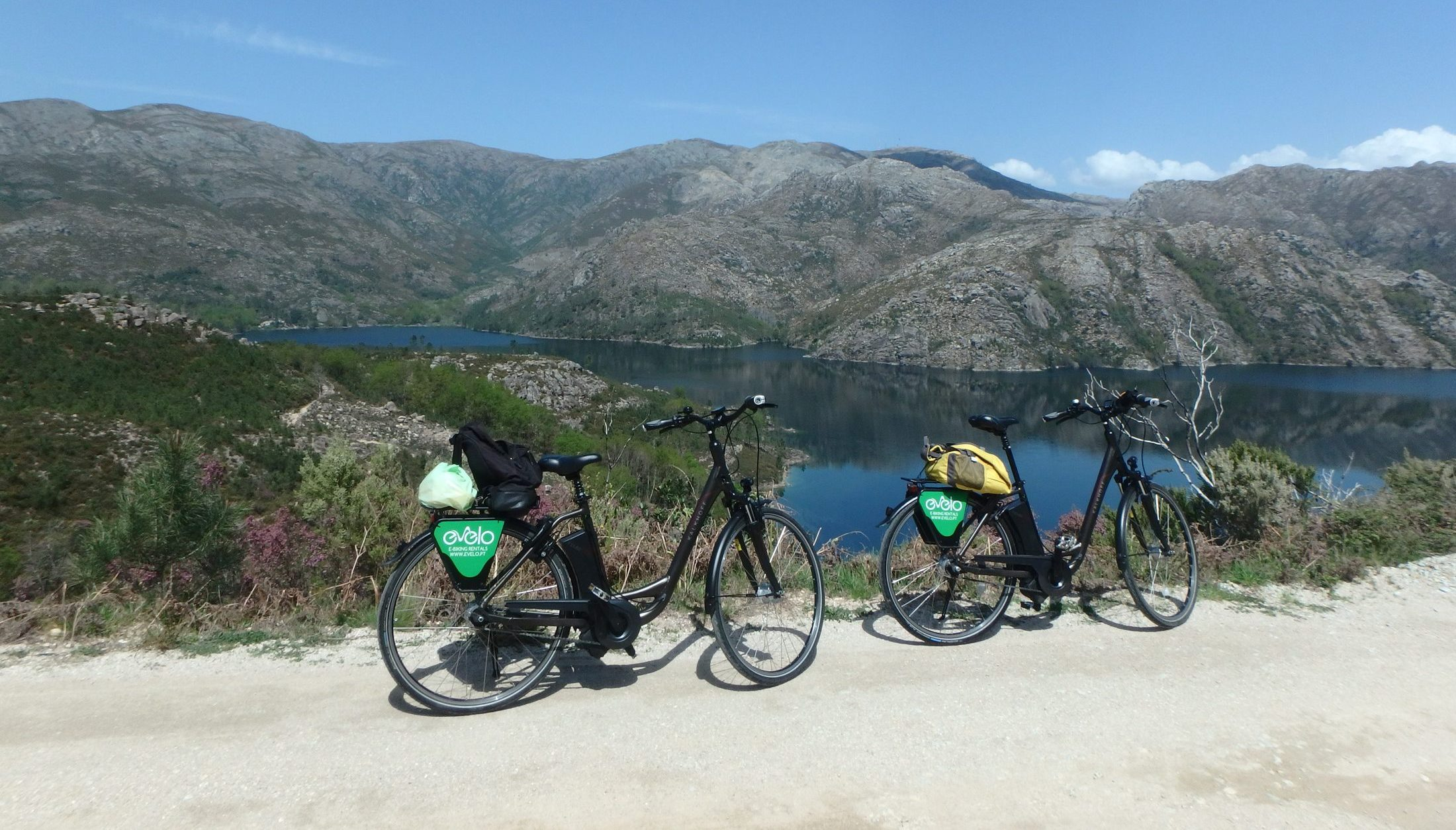 Gerês' Roman Road by E-Bike Tour