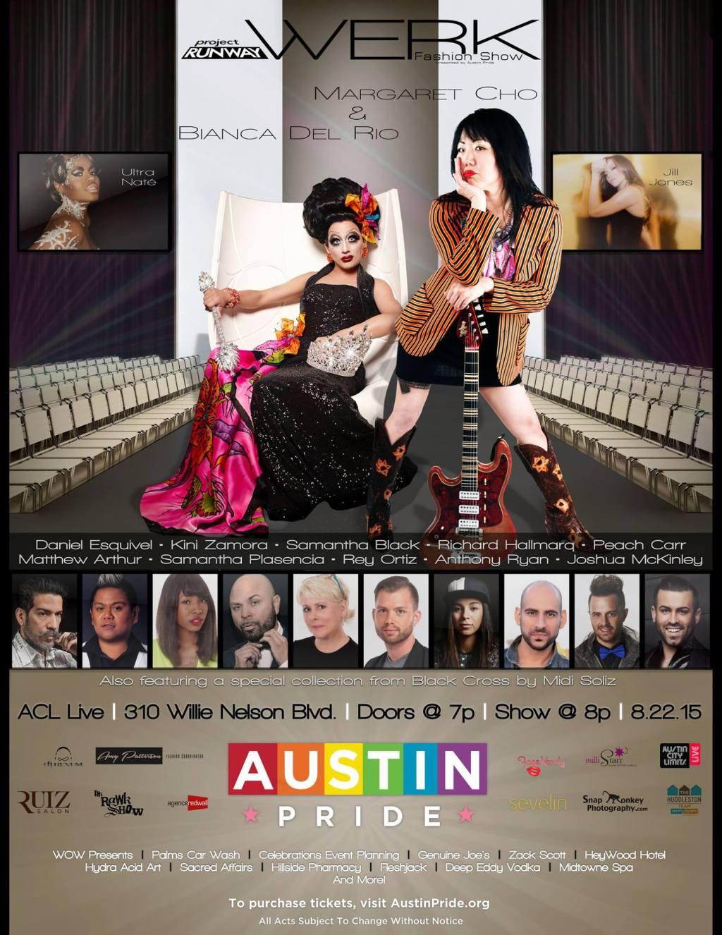 WERK Fashion Show 2015