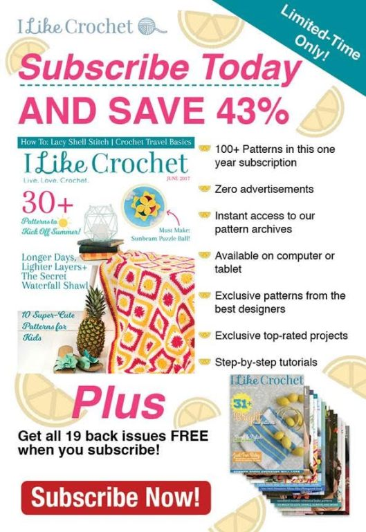 ILikeCrochet-FlashSale