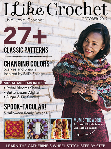 I Like Crochet Magazine October 2017 Edition Keep Calm And