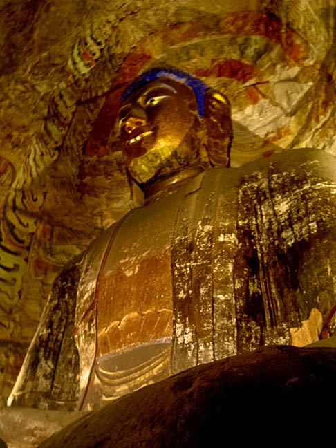Yungang Caves in Datong.