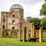 Landmarks to see at Peace Memorial Park in Hiroshima