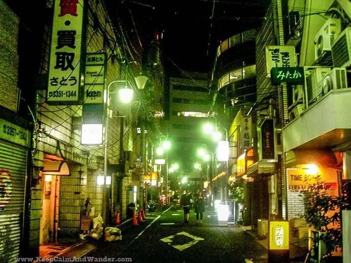 Shinjuku San-chome is the Tokyo's gay district. Gay Tokyo