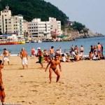 Beaches in Busan