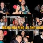 Mama Mia Sing-A-Long