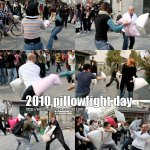 Beijing Finally Joins International Pillowfight Day!