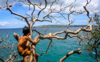 Bat Cave Ilig-iligan Boracay Island.