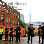 G20 Protest March