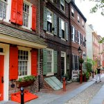 Philadelphia: Elfreth Alley