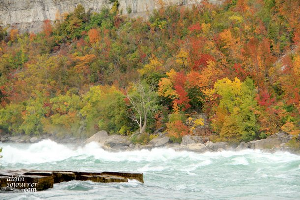 NIAGARA FALLS WHITE WATER WALK 7 Things To Do