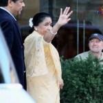 2011 IIFA: Asha Bhosle at TIIF