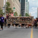 2012 Toronto Pride: Dyke March Photos