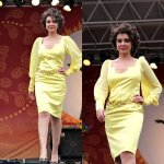 2011 IIFA Samsara Fashion Show: Kavi Kavi Designs with Lisa Ray