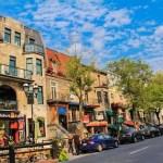 Montreal: Latin Quarter