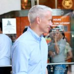 New York City: Anderson Cooper