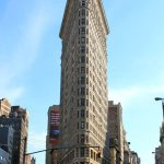 New York City – Flat Iron Building