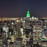 New York City – Night View