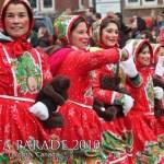 Santa Parade 2010 in Toronto