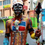 Santo Domingo Carnaval Performer