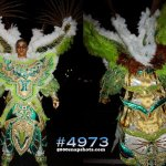 Santo Domingo: The Heavy Carnaval Costume